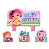 Lalaloopsy Mini Molded Candle Set