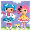 Lalaloopsy 9in Dinner Plates