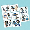 Miles From Tomorrowland Tattoo Favors