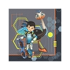Miles From Tomorrowland Beverage Napkins