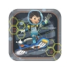 Miles From Tomorrowland 9in Dinner Plates