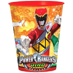Power Rangers Dino Charge Plastic Favor Cup