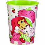 Strawberry Shortcake Party Plastic Favor Cup
