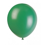 5in Emerald Green Decorator Latex Balloon 144ct