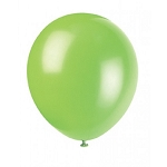 5in Lime Green Decorator Latex Balloon 144ct