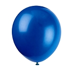 5in Navy Blue Decorator Latex Balloon 144ct