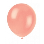 5in Peach Decorator Latex Balloon 144ct