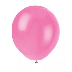5in Hot Pink Decorator Latex Balloon 144ct