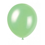 5in Jade Green Decorator Latex Balloon 144ct