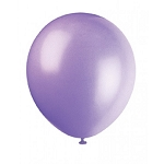5in Lavender Decorator Latex Balloon 144ct