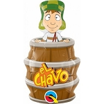 El Chavo 14in Mini Shape Mylar Balloon