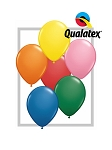 5in Standard Assortment Latex Balloons - 100ct