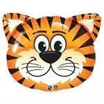 Special Shape Tickled Tiger