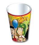 El Chavo 6 ct. Paper Cups