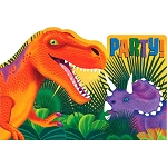 Prehistoric Party Postcard Invitations