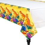 Prehistoric Party Paper Table Cover