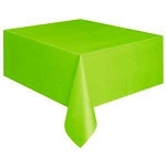Rectangular Heavy Duty Table Cover - Apple Green