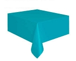 Rectangular Heavy Duty Table Cover - Turquoise