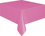 Rectangular Heavy Duty Table Cover - Fuchsia