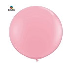 Round Heavy Duty Table Cover - Pink