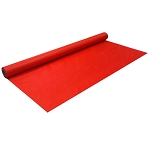 Table Cover Rolls - Red