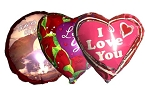 18in Assorted Close-out Seasonal Mylar Balloons