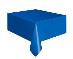 Rectangular Heavy Duty Table Cover - Royal Blue