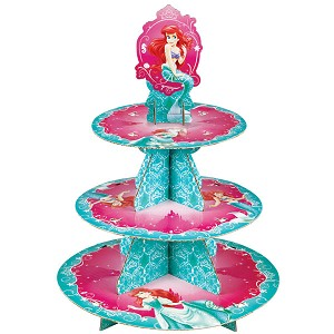 Little Mermaid Cupcake Treat Stand