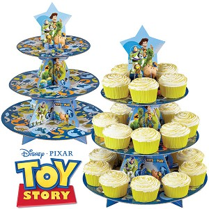 Toy Story Cupcake Treat Stand