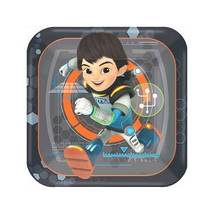Miles From Tomorrowland 7in Dessert Plates