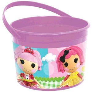 Lalaloopsy Favor Container