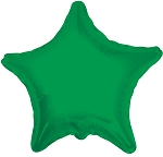 Solid Star Emerald Green