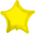 Solid Star Yellow