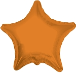 Solid Star Orange