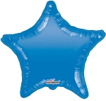 Royal Blue Star Gelli Bean