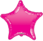 Hot Pink Star Gelli Bean