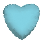 Solid Heart Baby Blue