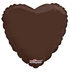 Solid Heart Chocolate