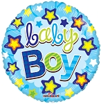 18in Baby Boy Stars Gellibean