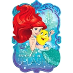 Disney Ariel Dream Big Invitations