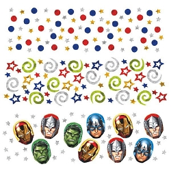 Avengers Confetti - Value Pack