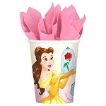 Disney Beauty & The Beast 9oz Hot/Cold Cups
