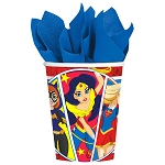 DC Super Hero Girl Magic 9oz Hot/Cold Cups