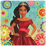 Elena of Avalor 7in Dessert Plates