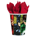 Justice League 9oz Hot/Cold Cups