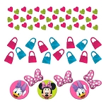 Minnie Mouse Confetti - Value Pack