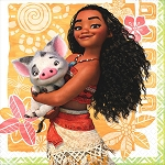 Disney Moana Magic Beverage Napkins
