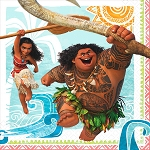 Disney Moana Magic Lunch Napkins