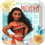 Disney Moana Magic 9in Dinner Plates