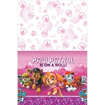 Paw Patrol Girl Table Cover